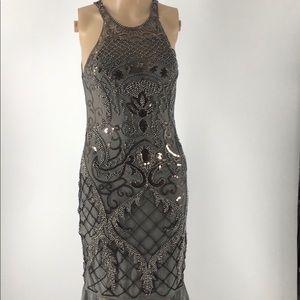 Windsor Sequined Mermaid Dress (105)